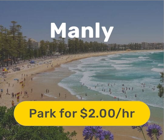 manly beach parking