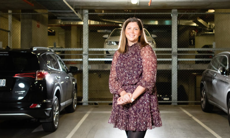 Randwick car space owner